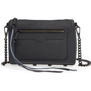 Rebecca Minkoff Avery Crossbody in Black